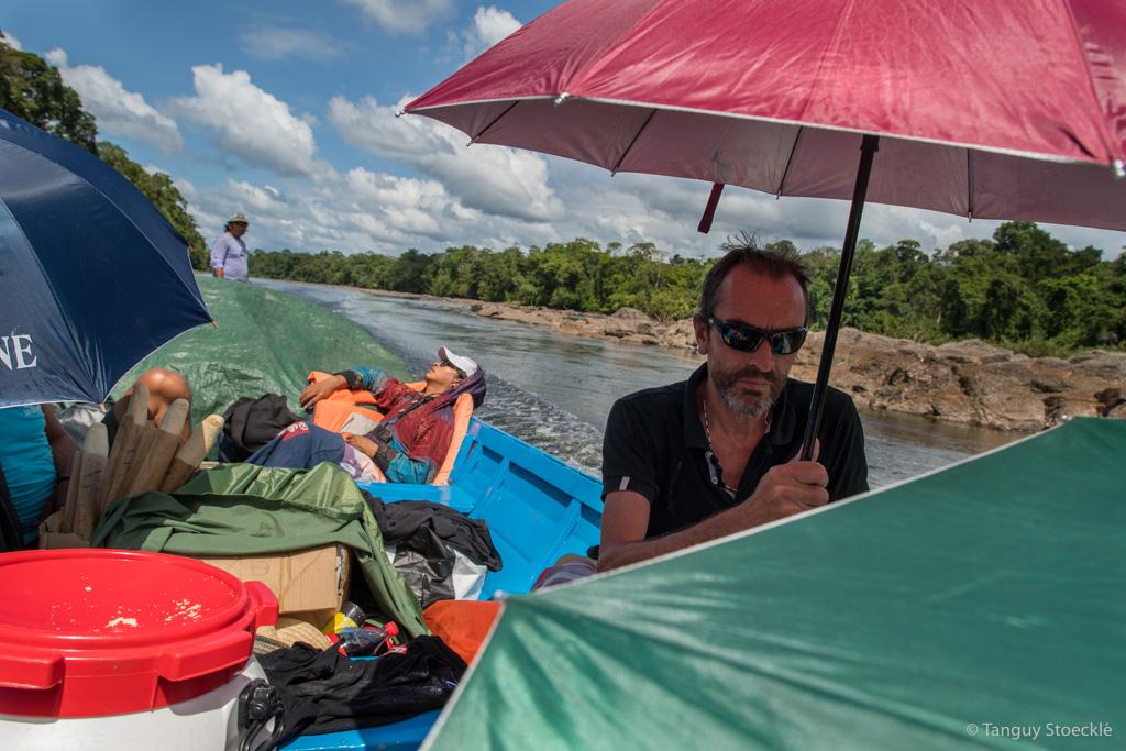 Ultrafast Oyapock – Jour 13 – de St Georges à Camopi