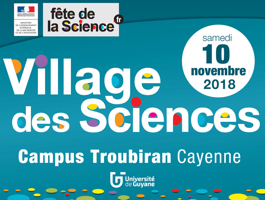 Village des sciences - Cayenne